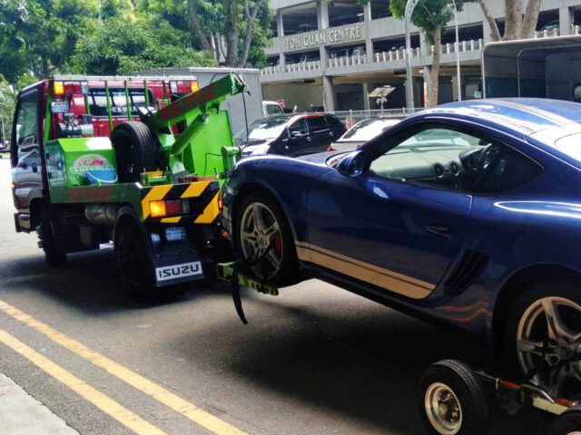 the best auto-towing service